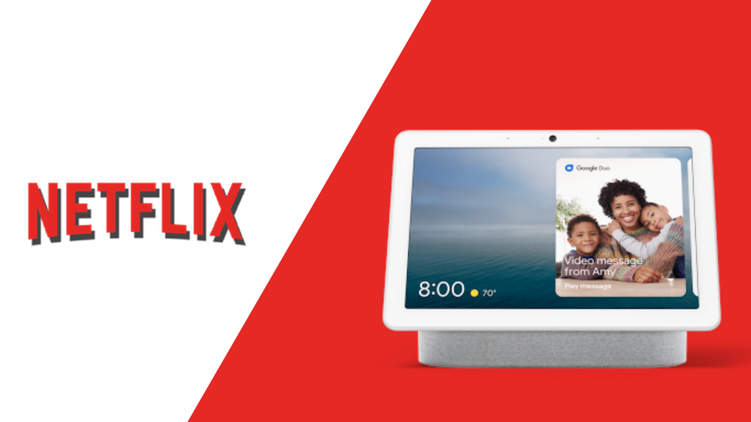 Netflix is now streaming on Google smart displays, NBCU's Peacock streaming service hits 1.5M app downloads in first 6 days And Other Top News