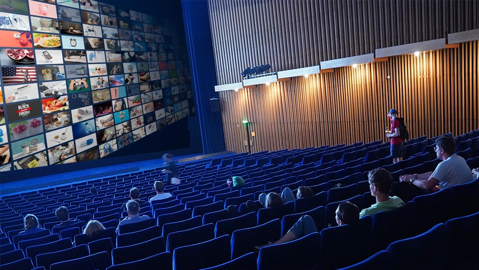 How OTT will be the new advertising platform for advertisers to reach their consumers, Why Movie Theaters Are Getting Into the Streaming Game, and other top news