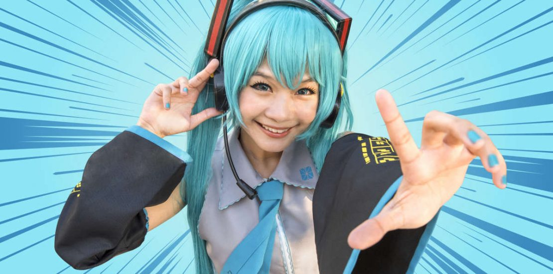 App -Live Video Chat with Actors & Players in Anime