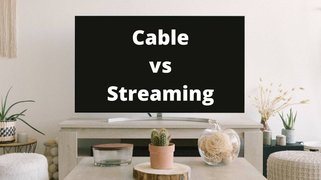 Streaming a better value than cable, and other news